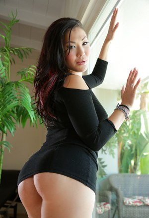 Big Ass Asian Porn
