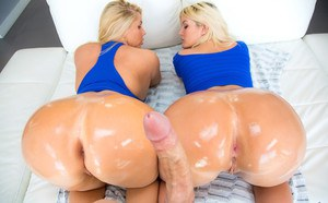 Big Oiled Ass Porn