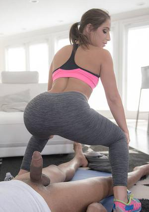Yoga Pants Ass Porn 49