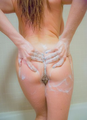 Big Ass Shower Porn