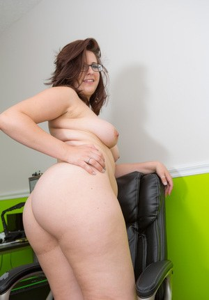 Big Ass and Glasses Porn