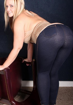 Big Ass In Jeans Porn